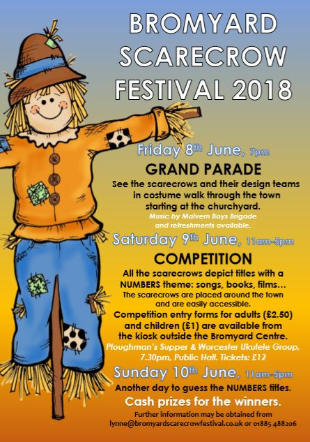 Scarecrow poster flier 2018 (1)